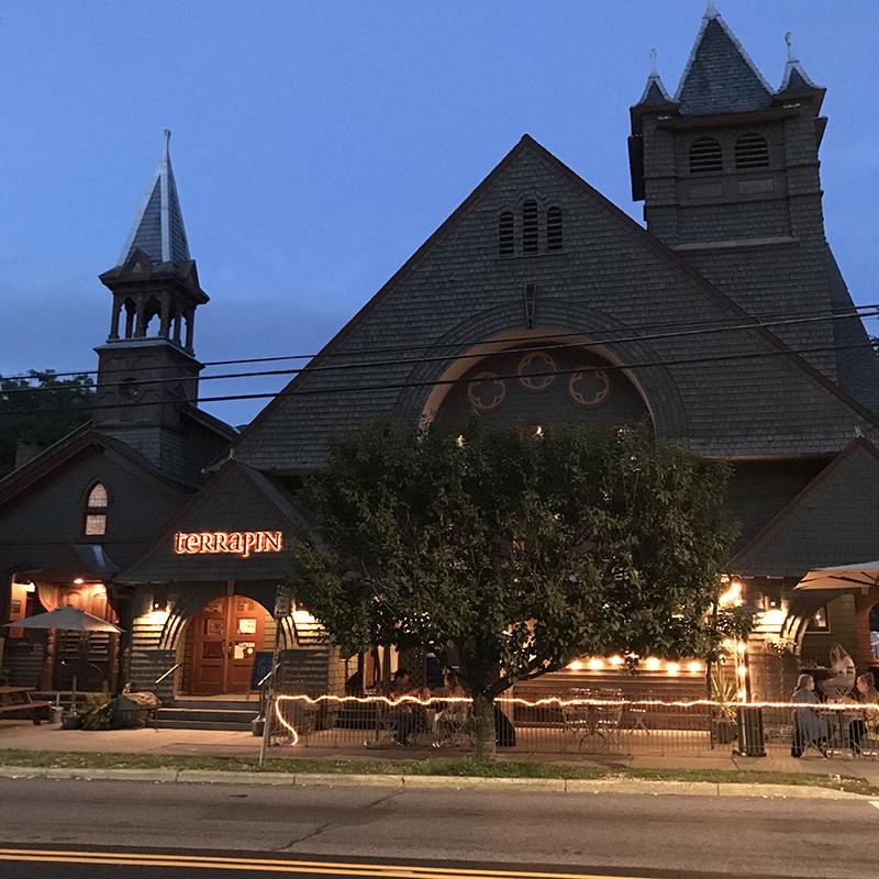 Terrapin Restaurant in Rhinebeck, NY